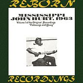Folk Songs and Blues (HD Remastered) by Mississippi John Hurt