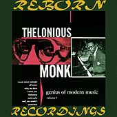 Genius of Modern Music, Vol. 1 (HD Remastered) by Thelonious Monk