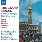 The Grand Mogul: Virtuosic Baroque Flute Concertos von Barthold Kuijken