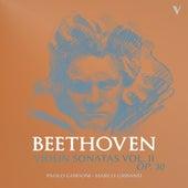 Beethoven: Violin Sonatas, Op. 30 Nos. 1-3, Vol 2 von Paolo Ghidoni