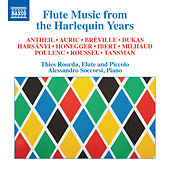Flute Music from the Harlequin Years de Thies Roorda