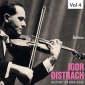 Milestones of a Violin Legend: Igor Oistrach, Vol. 4 by Igor Oistrach