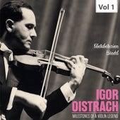 Milestones of a Violin Legend: Igor Oistrach, Vol. 1 de Various Artists
