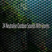 24 Neutralise Outdoor Sounds with Storms de Thunderstorm Sleep