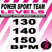 Levels (Powerful Uptempo Cardio, Fitness, Crossfit & Aerobics Workout Versions) de Power Sport Team