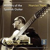 Masters of the Spanish Guitar: Narciso Yepes (2019 Remaster) by Narciso Yepes