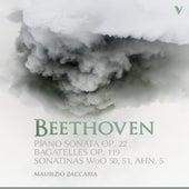 Beethoven: Works for Piano de Maurizio Zaccaria