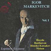 Igor Markevitch, Vol. 1: Scheherazade and Symphonies by Beethoven, Haydn & Nielsen by Igor Markevitch