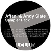 Affani & Andy Slate: Sampler Pack - Single by Various Artists