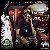 Signed 2 a Sac by Yung Skeet
