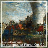 Impromptus at Piano, Op. 90 von Georges Daucampas
