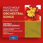 Wolf & Reger: Orchestral Lieder by Dietrich Fischer-Dieskau