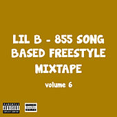 855 Song Based Freestyle Mixtape, Vol. 6 by Lil'B