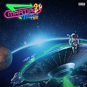 Martian 2x by Tatted Tez