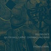 Trio for Bass Clarinet, Contrabass and Piano by Rouzbeh Rafie