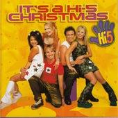 It's a Hi-5 Christmas de Hi-5
