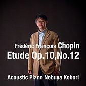 Etude Op.10, No.12 (Acoustic Piano Version) by Nobuya  Kobori