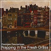 Napping in the Fresh Grass de Georges Daucampas