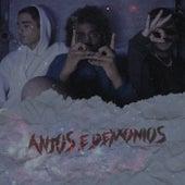 Anjos e Demônios by Mvttx