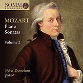 Mozart: Piano Sonatas, Vol. 2 by Peter Donohoe