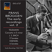 The Early Recordings, Vol. 2 by Frans Brüggen