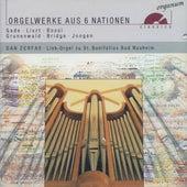Orgelwerke aus 6 Nationen by Dan Zerfaß