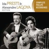 Ida Presti & Alexandre Lagoya Edition - Complete Philips recordings by Various Artists