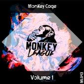 Monkey Cage - Volume 1 von Various Artists