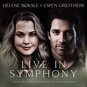 Live in symphony - with KSO and Anders Eljas by Helene Bøksle