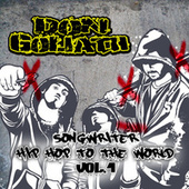 Songwriter Hip Hop to the World, Vol. 1 von Don Goliath