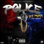 Police de Game Proper