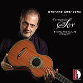 Sor: Works for Guitar by Stefano Grondona