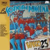 Fuego en el 23! de Sonora Ponceña