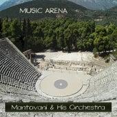 Music Arena von Mantovani & His Orchestra