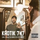 Sans arme ni haine ni violence de Kaotik747
