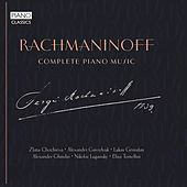 Rachmaninoff: Complete Piano Music di Various Artists
