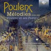 Poulenc: Mélodies 1939-1961 de Valentina Coladonato
