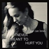 I Never Meant to Hurt You von Carolyn Lee Jones