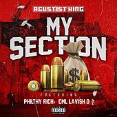 My Section (feat. Philthy Rich & CML Lavish D) de Agustist King