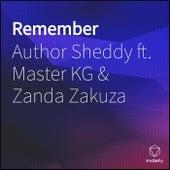 Remember de Author Sheddy