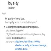 Loyalty by Saucy T