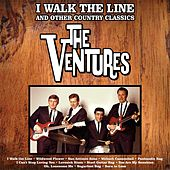 I Walk The Line and Other Country Classics de The Ventures