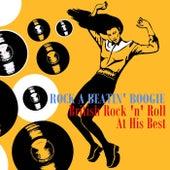Rock a Beatin' Boogie: British Rock 'n' Roll at It's Best! de Various Artists
