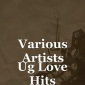 Love Hits Uganda de Various Artists