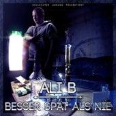 Besser spät als nie von Ali B