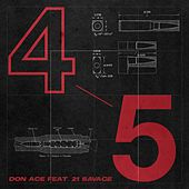 4 5 by Don Ace
