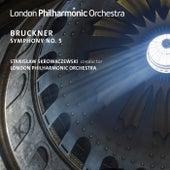 Bruckner: Symphony No. 5 (Live) de Stanislaw Skrowaczewski