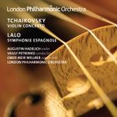 Tchaikovsky: Violin Concerto - Lalo: Symphonie Espagnole by Various Artists