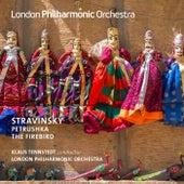 Stravinsky: Petrushka & Firebird Suite by Klaus Tennstedt