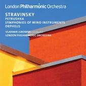 Stravinsky: Petrushka & Orpheus de Vladimir Jurowski